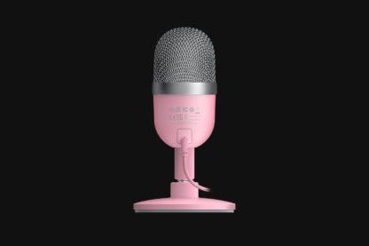 Razer-Seiren Mini Quartz -میکروفون استریم ریزر مدل